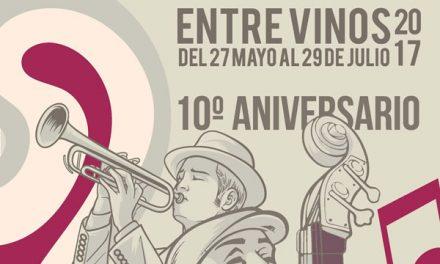 Calendario de Música Entre Vinos 2017 en Jumilla