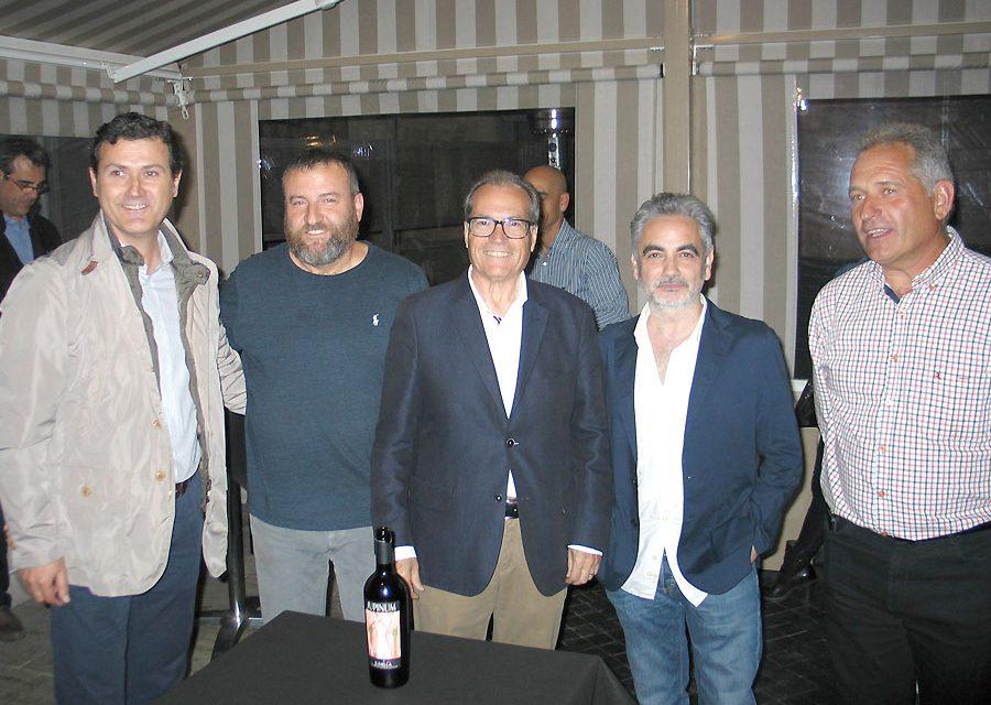 Presentación del vino SUPINUM, de Bodegas El Lagar de las Puntillas, Jumilla