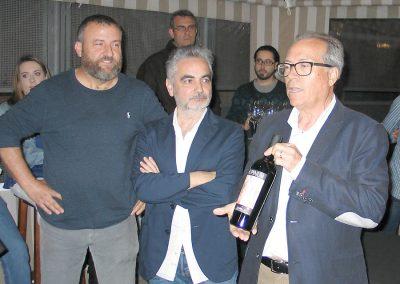 Tiene la palabra José Miguel Fernández, presentando a Supinum