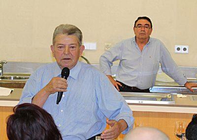 Pedro Lencina, presidente del Consejo Regulador D.O. Jumilla
