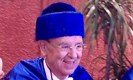 Curriculum de Raimundo González Frutos, Doctor Honoris Causa por la Universidad de Murcia
