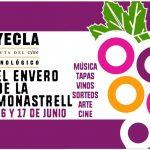El Envero de la Monastrell, en Yecla el 16 y 17 de junio 2017