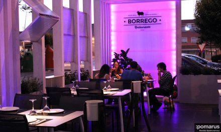Borrego Restaurante. Gastronomía de emociones