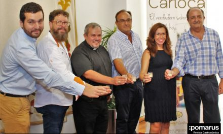 Licor de la Jara, en honor a San Ginés de la Jara, patrón de Cartagena