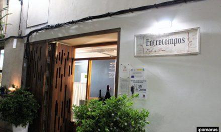 Presentación y cata de Bodegas SOMA Enológica en Entretempos Café & Vino