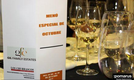 Restaurante Los Churrascos: Menú Especial Octubre