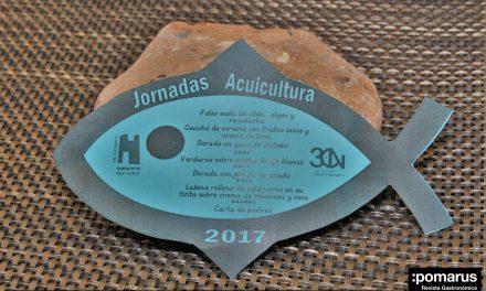 Jornadas de Acuicultura en el C.I.F.P. de Hostelería y Turismo de Cartagena