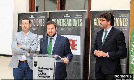 COMERSACIONES: Presentación en el Casino de Murcia