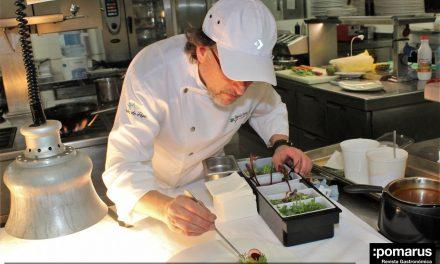 Ginés José Nicolás presentó el nuevo Menú Degustación del Restaurante Rincón de Pepe