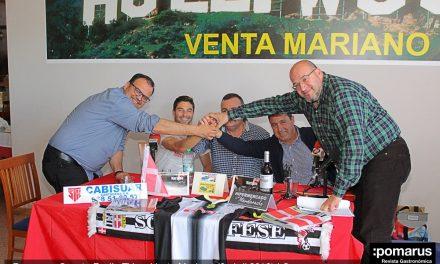 Gaceta Radio TV emitiendo desde Mesón Mariano