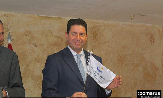 Homenaje a Antonio Sevilla, el que fuera presidente de la Autoridad Portuaria de Cartagena
