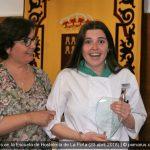 Candela Baldomir gana el concurso de cocina Skills