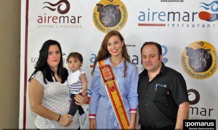 La Reinas de la Huerta visitaron las instalaciones de AIREMAR