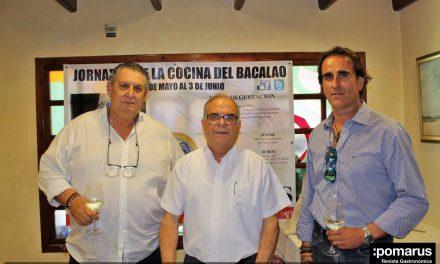 """José María Alcaraz presenta una nueva edición de las Jornadas """"Maestros del Bacalao"""""""