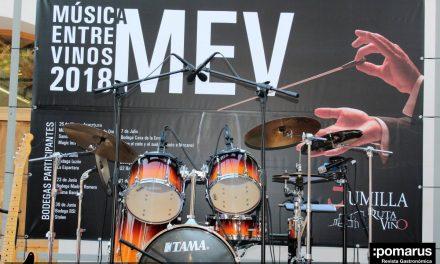 Apertura de Música Entre Vinos 2018 en el Museo del Vino de Jumilla