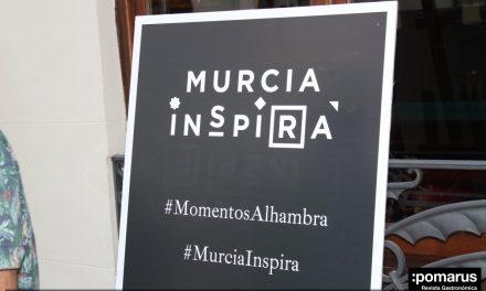 """Presentación de """"Murcia Inspira"""", por Cervezas Alhambra"""