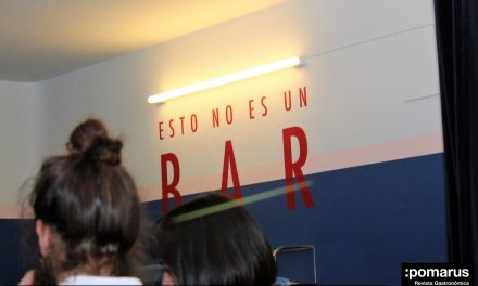 Bar Taberna de Ideas presentó el Nº 1 de su fanzine-libreto 'Propaganda Gastronómica'