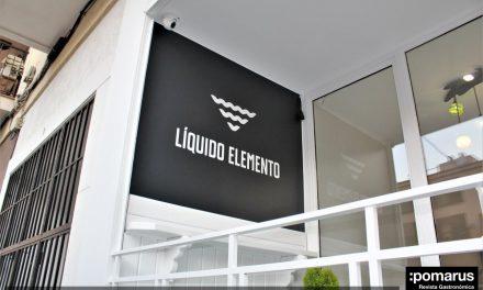 """Inauguración de la """"neotaberna"""" Líquido Elemento"""