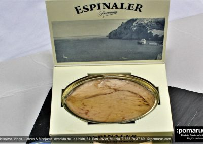 Ventresca de bonito ESPINALER, desde 1896