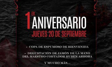 1º Aniversario de La Fragua de Vulcano
