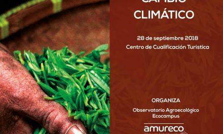 """I Concurso AMURECO-EcoCampus """"Cocina Comprometida frente al Cambio Climático""""."""