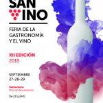SANVINO 2018, Feria del Vino y la Gastronomía de Santomera