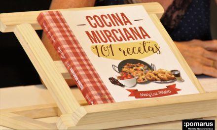"""""""Cocina Murciana. 101 recetas"""", de Mary Luz Piñeiro"""