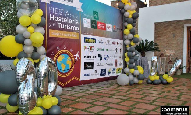 Gran Fiesta de la Hostelería y el Turismo HOSTEMUR 2018