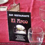 Restaurante El Arco, en Caravaca de la Cruz