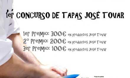 "I Concurso de Tapas ""José Tovar"""