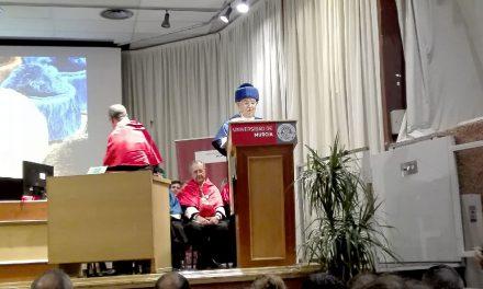 Raimundo Gonzáles Frutos, investido Doctor Honoris Causa por la Universidad de Murcia