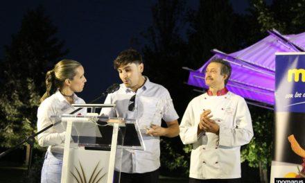 Sergio Marcos de Gea, nuevo ganador del Concurso Jóvenes Cocineros Región de Murcia