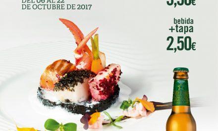 #cometealcantarilla: VI Ruta de la Tapa y el Cóctail 2017, en Alcantarilla