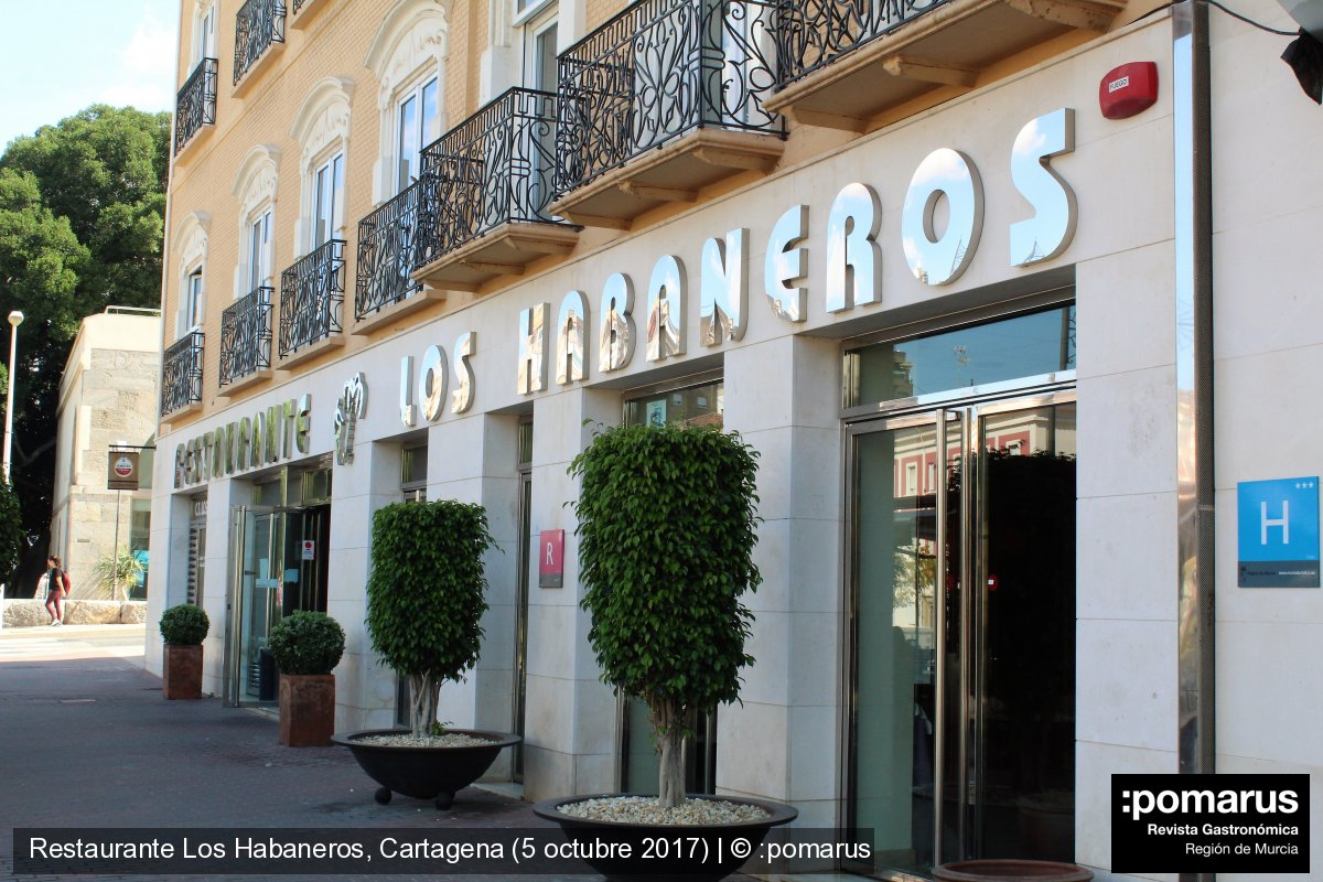 Restaurante Los Habaneros: Gastronomía que sorprende