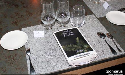 Cena clandestina de Cervezas Alhambra