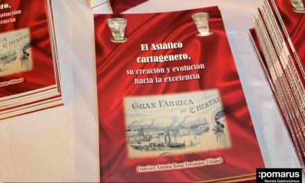 """Presentación del libro """"El Asiático Cartagenero"""""""