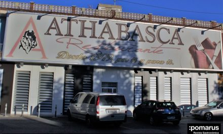 Hemos conocido el Restaurante Athabasca
