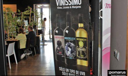 VINISSIMO, Original restaurante-vinoteca y viceversa
