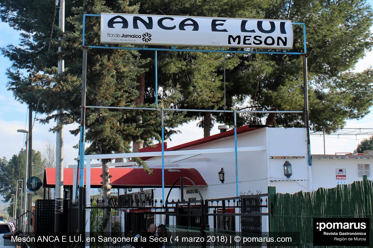 Hemos conocido Mesón Anca e Lui