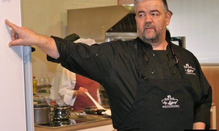Carlos Hubert  chef del Restaurante Lume & Co, Palma de Mallorca