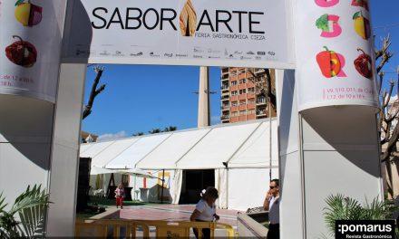 II Feria Gastronómica Saborarte 2018 en Cieza