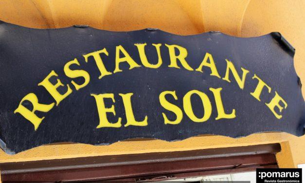 Hemos conocido Restaurante El Sol en Cehegín