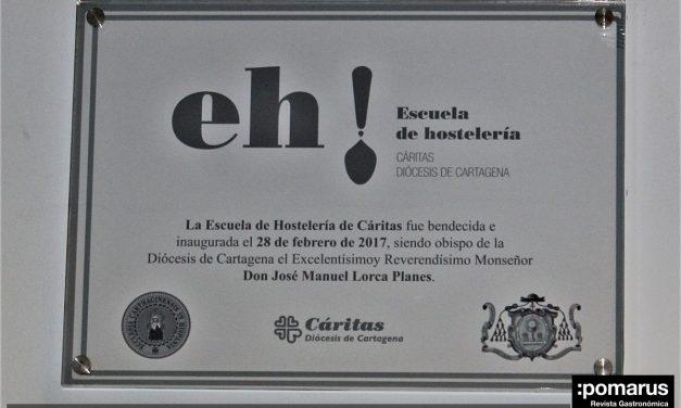 Restaurante de la Escuela de Hostelería de Cáritas Eh!