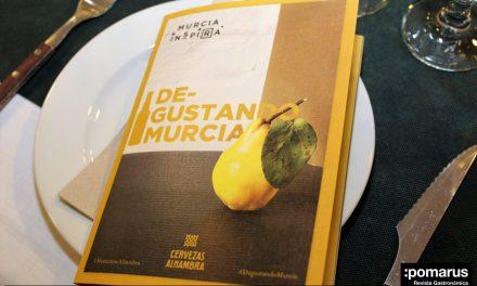 «Degustando Murcia», dentro de MURCIA INSPIRA de Cervezas Alhambra