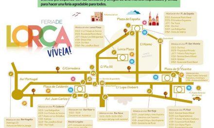 """IV Muestra Gastronómica """"De Tapas en Feria"""" en Lorca"""