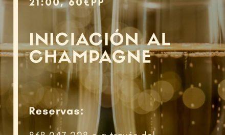 Iniciación al Champagne en Maza & Cerón