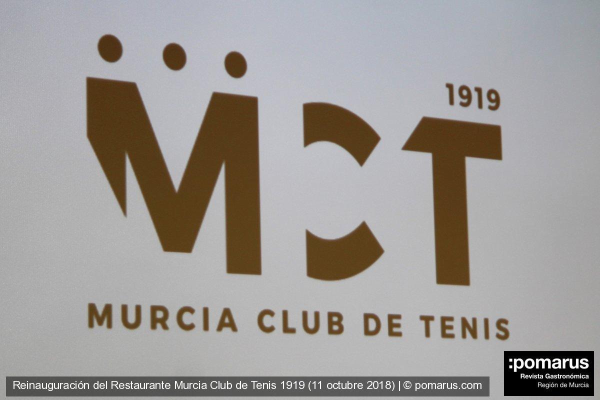 Reapertura del Restaurante Murcia Club de Tenis 1919