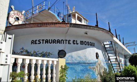 Restaurante El Mosqui, en Cabo de Palos