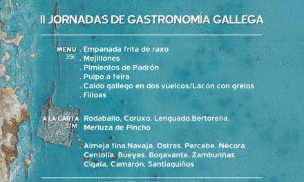 II Jornada de Gastronomía Gallega, por Leonardo Gregorio
