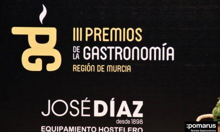 III Premios de la Gastronomía  Región de Murcia